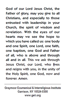 Worship prayer sample.